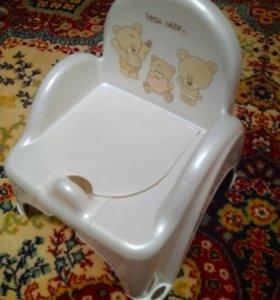 Горшок-стульчик новый