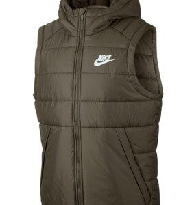 Nike жилетка