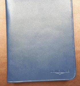 Чехол для ipad mini (блокнот + ручка)