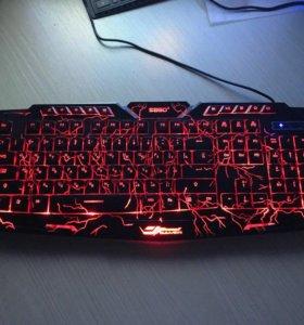 Новая игровая клавиатура
