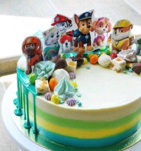 Торты и сладости на ваш праздник