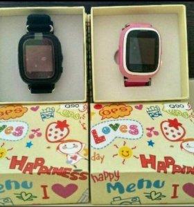 Часы детские с Gps Smart Baby Watch Q90.