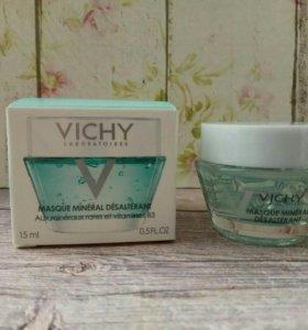 VICHY успокаивающая маска Purete Thermal Masque