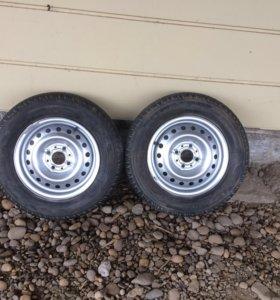 13 колеса