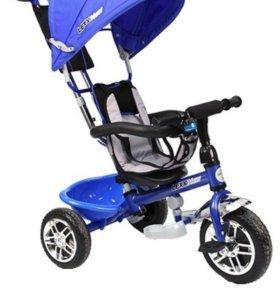 Трехколесный велосипед Grand Toys GT7859