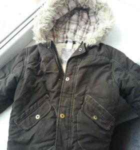 Теплая куртка Disney