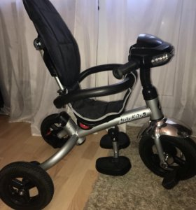 Велосипед детский Moby Kids Style