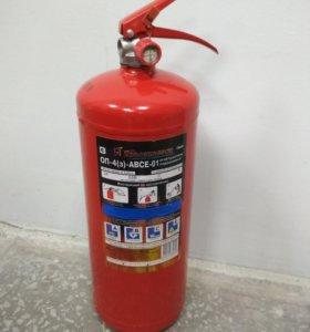 порошковый огнетушитель ОП 4