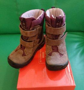 Ботинки осенние Ecco