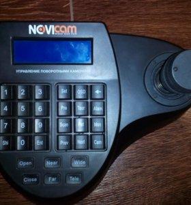 Пульт управления поворотными камерами Novicam NOVI
