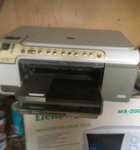 Принтер и 2 двд