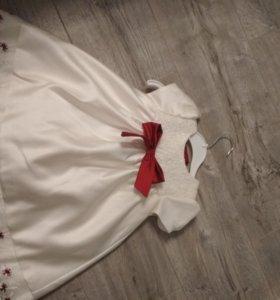 Праздничное Платье на девочку 80-86