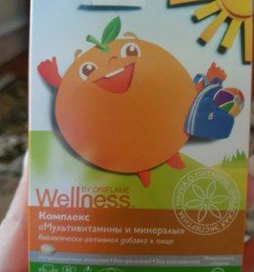 """Комплекс """"Мультивитамины и минералы"""" для детей"""