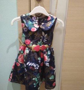 Нарядное платье 98 см