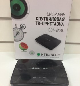 Приставка для спутн. тв НТВ+ Opentech ISB7-VA70