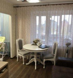 Квартира, 3 комнаты, 80.7 м²