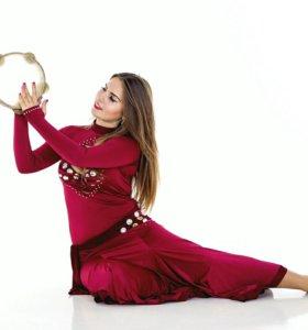 Костюм для восточных танцев (BELLY DANCE)
