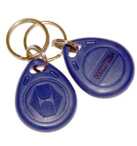 Дубликаты домофонных ключей.