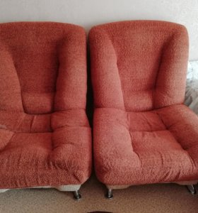 Кресла бу 2 шт