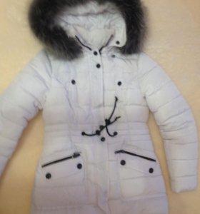 Куртка осень-зима 46-48р