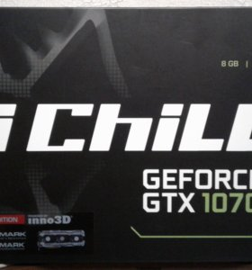GeForce GTX 1070 iChill