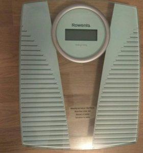 Весы напольные электронные.