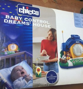Радионяня Chicco Dream House