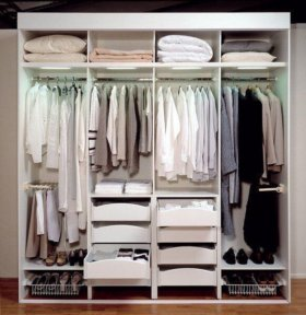 Шкафы-купе,гардеробные по индивидуальным размерам