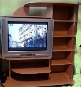 Тумба и Телевизор