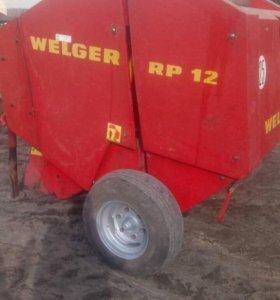 Пресс подборщик Welger RP12