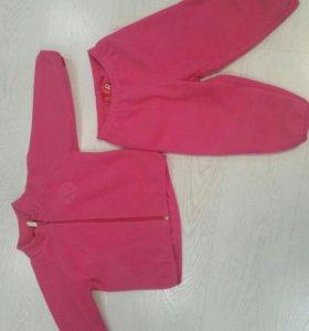 Комплект флисовый (кофта+брюки) Reima