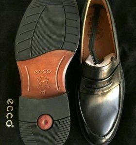 Новые туфли ECCO мужские