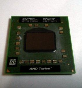 Процессор AMD Turion 64 X2 RM-74 для ноутбука