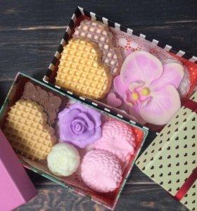 Подарочный набор из мыло
