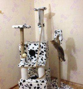 Кошкин домик