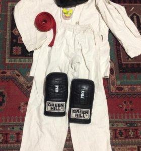 Кимоно,маска,перчатки