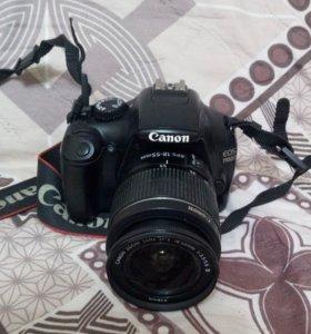 Фото аппарат canon eos 1100D