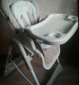 Стол до кормления ребенка