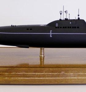 Макет ПЛАТ проекта 705/705К «Лира»