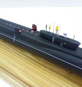 Макет РПКСН проекта 955 «Борей»