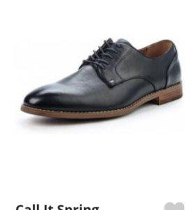 Мужские туфли 41 р.