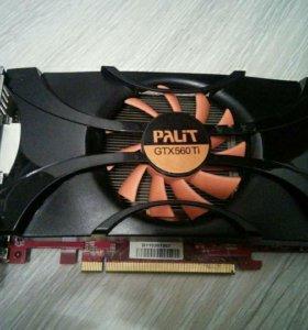 Palit GTX560Ti