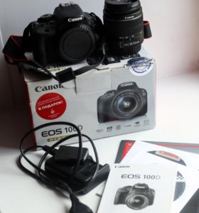 Canon 100 D Kit
