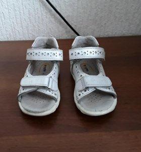 Ортопедические сандалии 20 размер