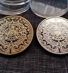 Монета Майя