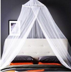 Балдахин на кровать IKEA Bryne