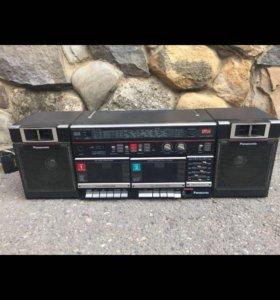 Магнитофон Panasonic 1986