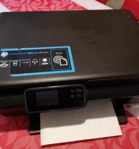 МФУ HP Photosmart 5510 B111b