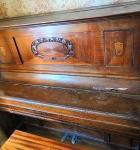 Пианино старое отдам безвозмездн