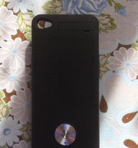 Чехол-аккумулятор на Айфон